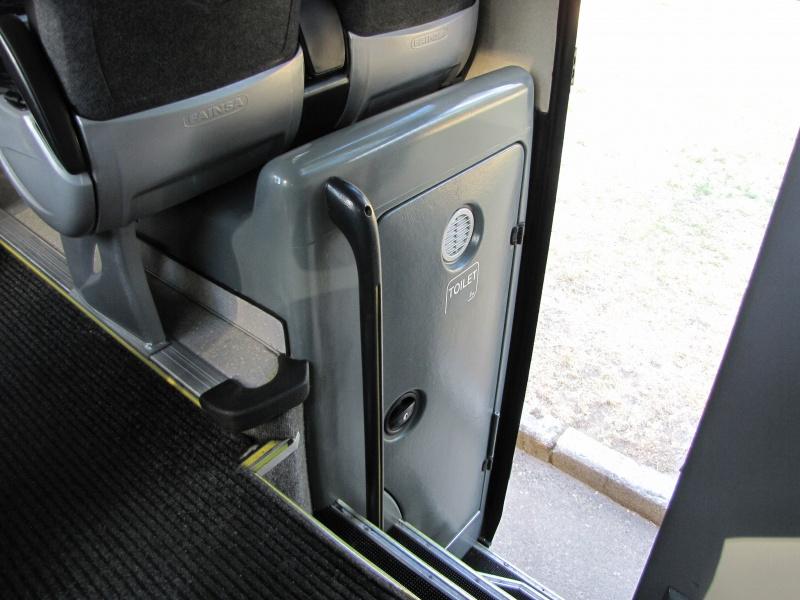 Аренда автобуса Scania