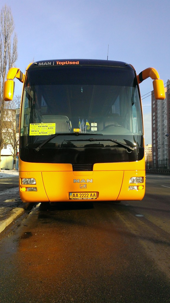 Аренда автобуса MAN Lion's Coach (R08)