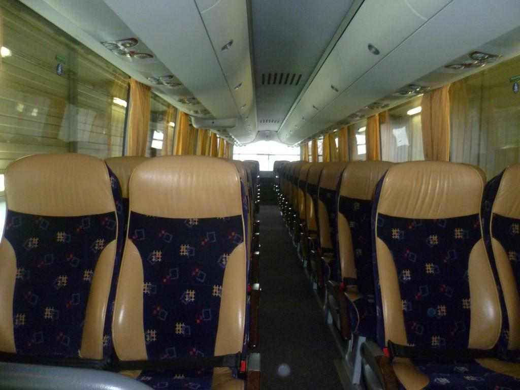 Аренда автобуса MAN Lion's Star (R03)