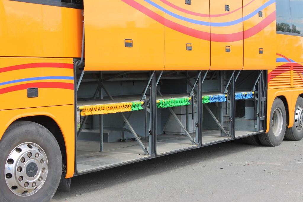 Аренда автобуса Setra 417 HDH